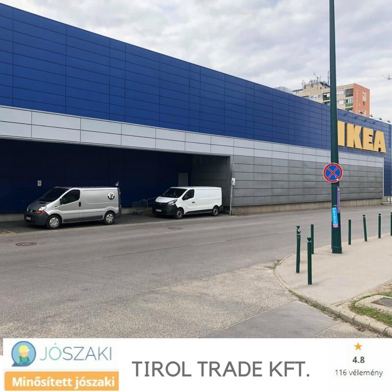 IKEA HÁZHOZ-SZÁLLÍTÁS